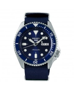 Seiko Gents Automatic 5 Sports Watch SRPD51K2