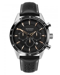Sekonda Gents Chronograph Watch 1700