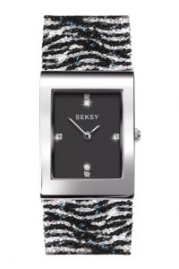 Sekonda Ladies Seksy Rocks Zebra Print Watch 2853