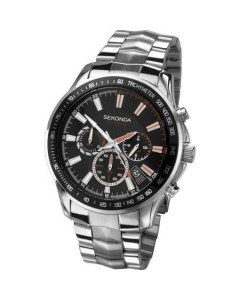 Sekonda Gents Chronograph Watch 3507