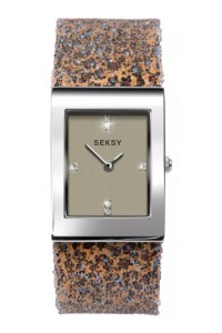 Sekonda Ladies Seksy Rocks Leopard Print Watch 2851